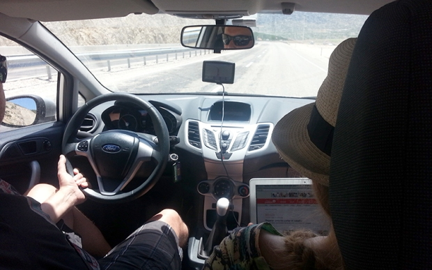 estrada-pamukkale-cyrali turquia glau gasparetto ana sasso projeto pare de sonhar escritorio mundo