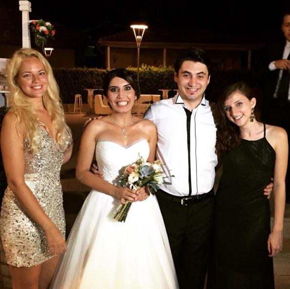 casamento turco ana sasso