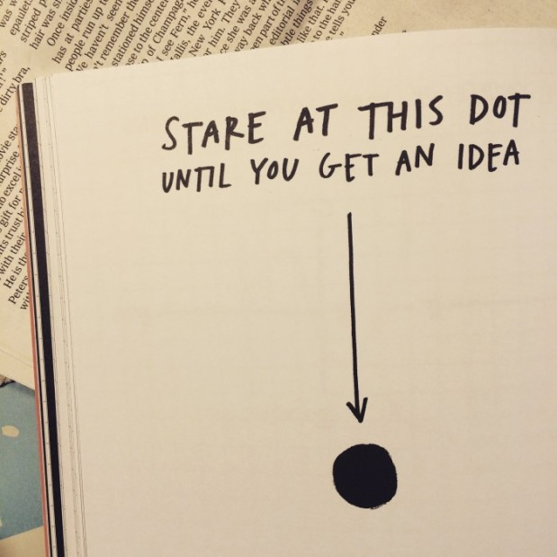 Foto do site do Austin Kleon