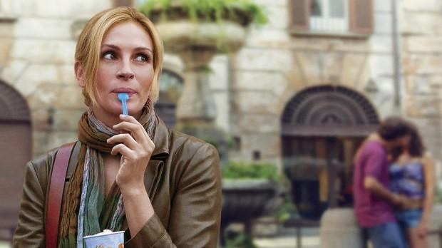 julia roberts sorvete comer rezar amar